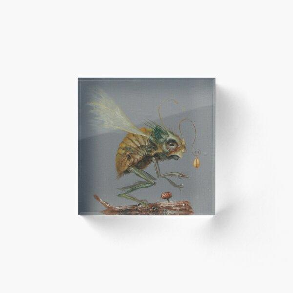 Hopper Acrylic Block