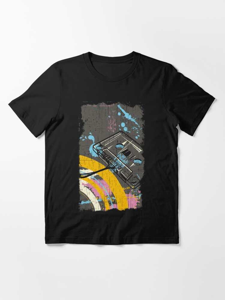 Alternate view of Back to the 80's eighties Essential T-Shirt
