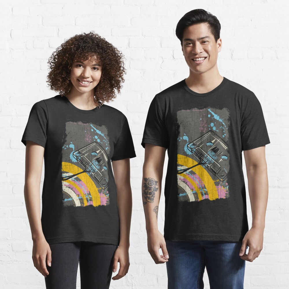 Back to the 80's eighties Essential T-Shirt