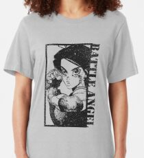 "Battle Angel ""Alita"" Slim Fit T-Shirt"