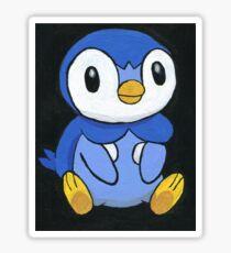 Piplup the Penguin Pokemon Sticker