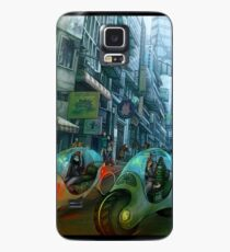 Green Road Case/Skin for Samsung Galaxy