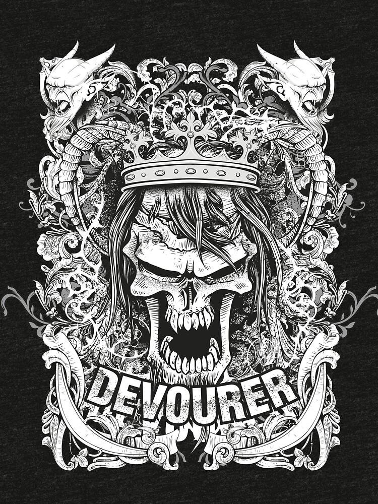 Beware the night Devourer by designhp