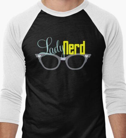 Proud LadyNerd (Grey Glasses) T-Shirt