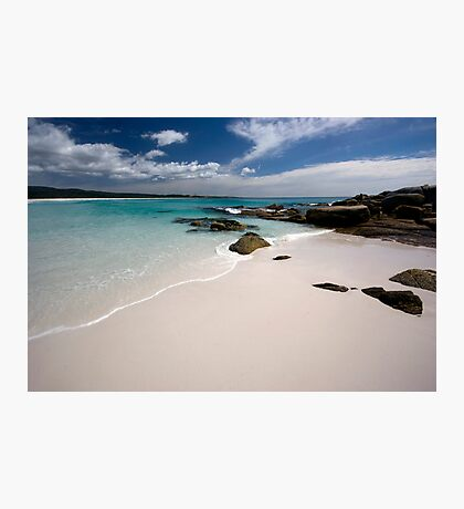 Bay of Fires   - Tasmania coast  Photographic Print