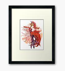 - Firebird - Framed Print
