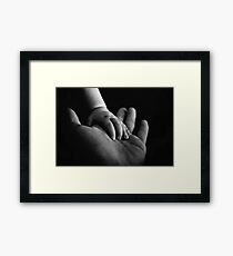 Unbreakable  Framed Print