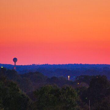 My Sunset  by LeonidasBratini