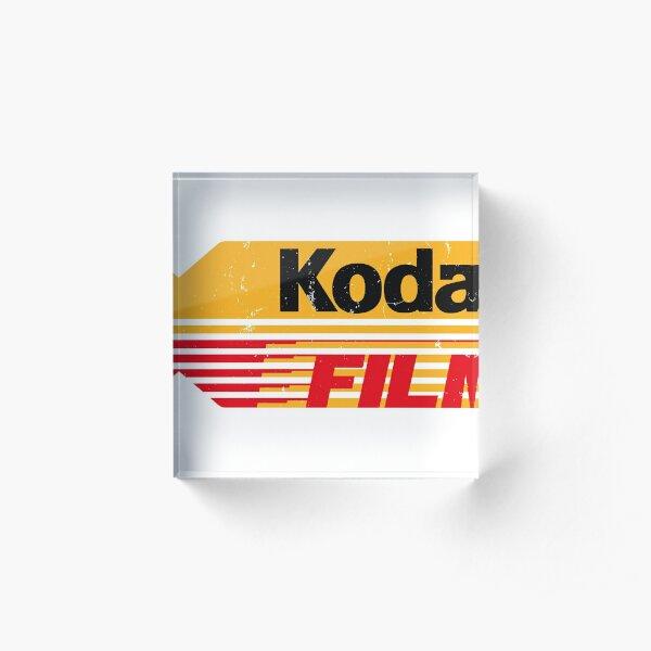 Kodak Film Acrylblock