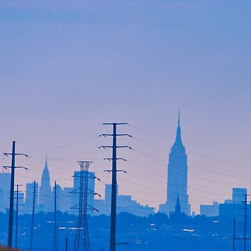 Looking into NYC by LeonidasBratini