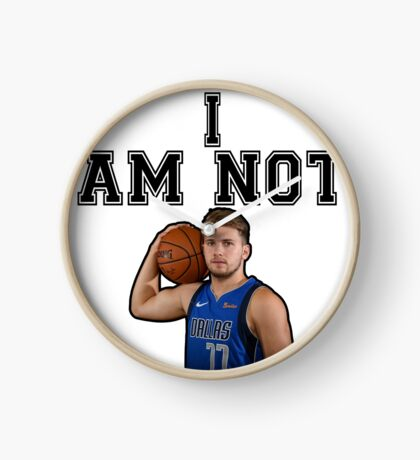 I AM NOT LUKA D. [Maxi Kleber Edition] Clock