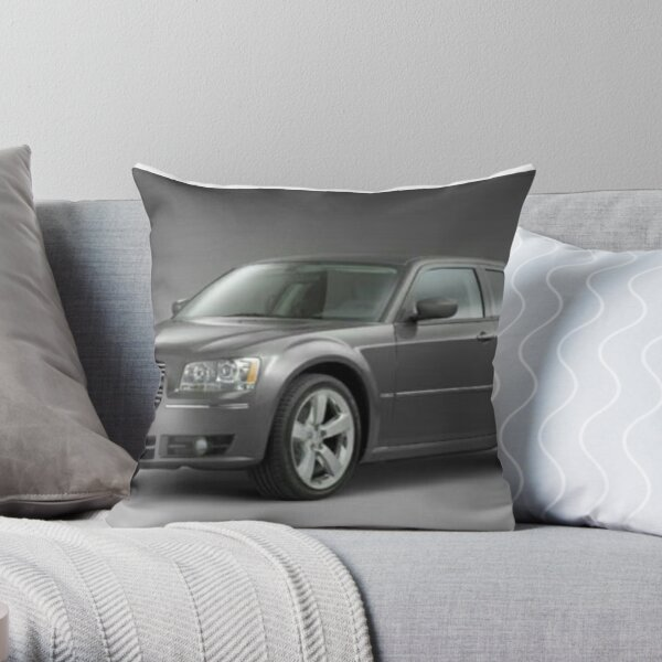 All Magnum.  All the time.  Throw Pillow