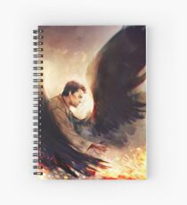 Perdition Spiral Notebook