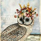 Owl by Jill Marcott McCall