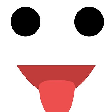Zunge Raus Emoji Lustiges Karneval Shirt Faschings Kostum Unisex T
