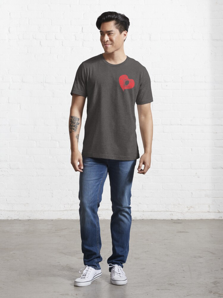 Alternate view of My Hole Heart Essential T-Shirt