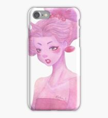 Her Anamorphosis iPhone Case/Skin