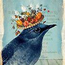 Blue Bird by Jill Marcott McCall