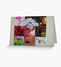foodFormyMother : A Separate Reality Series Greeting Card