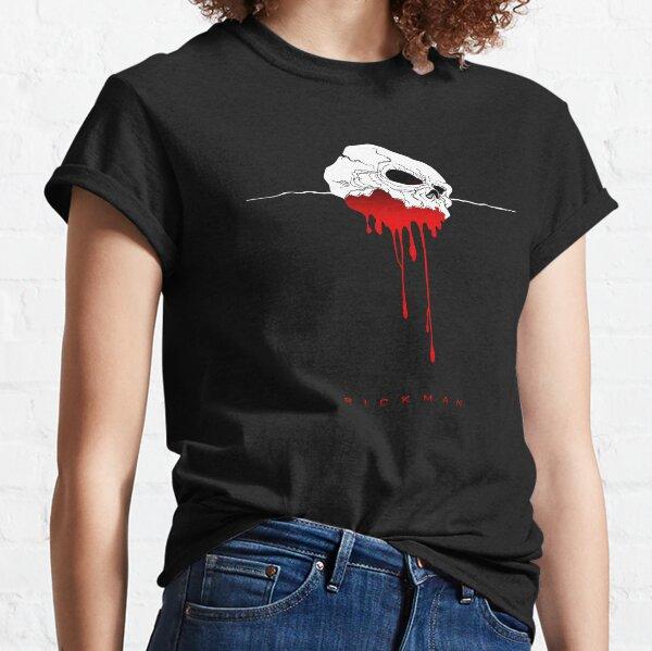 Bleeding Skull Classic T-Shirt