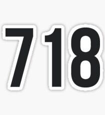 Pegatina 718
