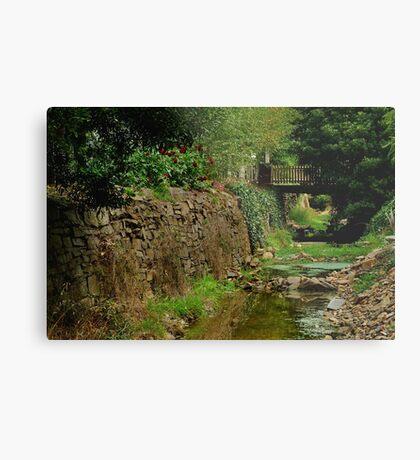 Stringers Creek, Right Hand Branch, Walhalla Metal Print
