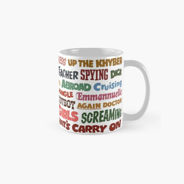 RANK STUPIDITY (MUG ONLY) Classic Mug