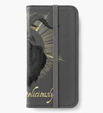 Black Phillip - Live Deliciously (The Witch) iPhone Wallet/Case/Skin
