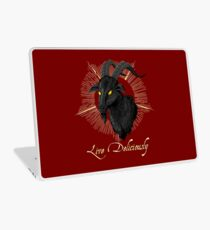 Black Phillip - Live Deliciously (The Witch) Laptop Skin