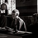 Boy Monk by Kingston  Liu