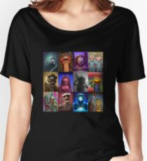 Muppet Maniacs Series 1 Women's Relaxed Fit T-Shirt