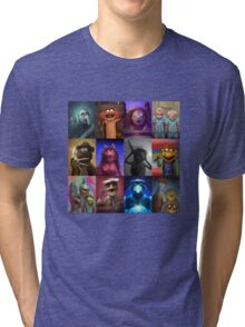 Muppet Maniacs Series 1 Tri-blend T-Shirt