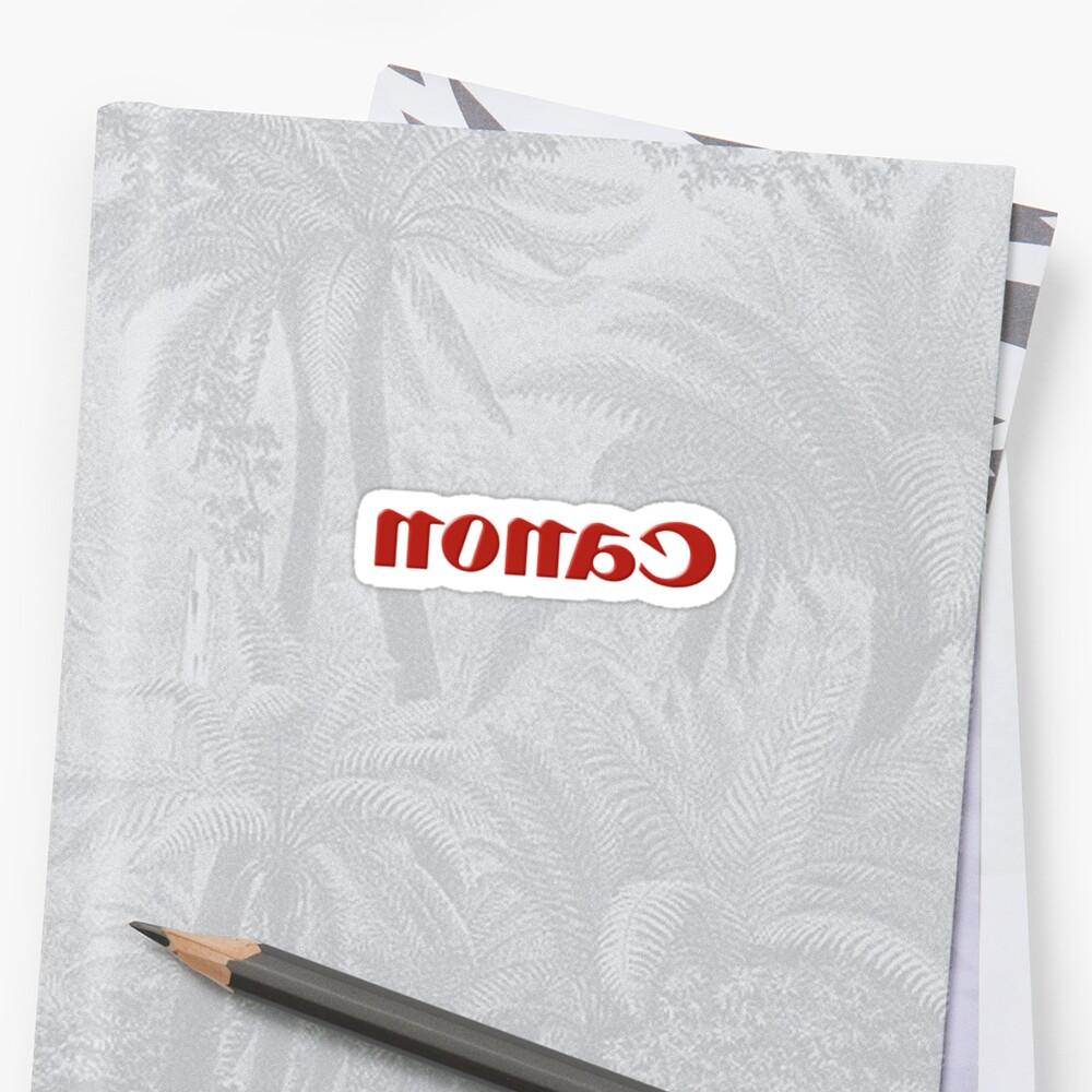 Nonac/Canon Plastic Mirror by TexTs