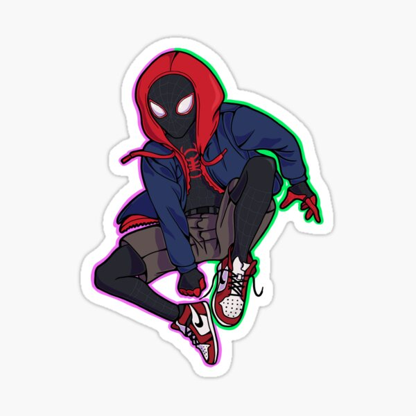 Spiderverse Sticker