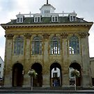 Abingdon Museum, formerly Town Hall by BronReid