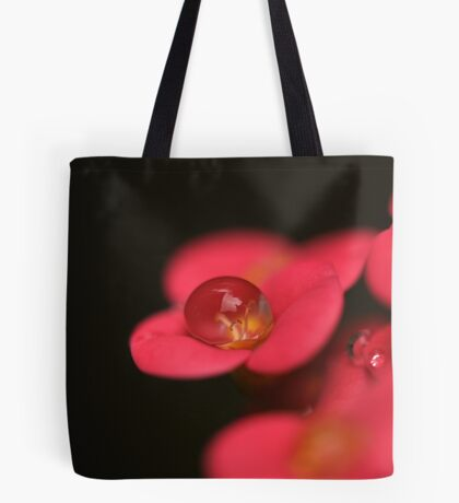 Every Drop Matters Tote Bag