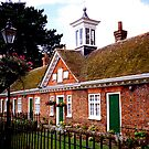 Twitty's Almshouse, Abingdon by BronReid