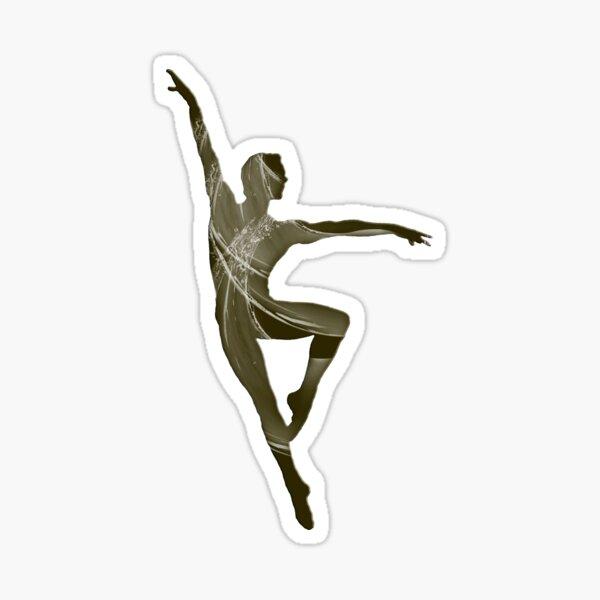 Ballerino Sticker