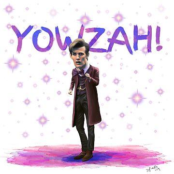 Yowzah! by jephwho