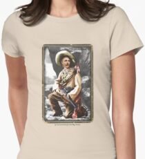 Karl May 1896 by tasmanianartist for Karl May Friends Fitted T-Shirt
