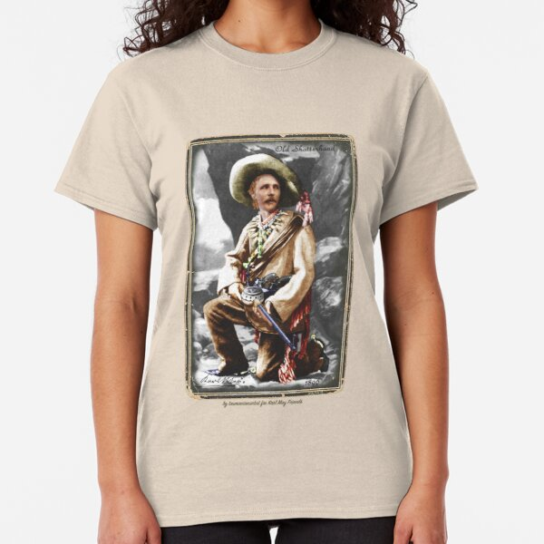 Karl May 1896 by tasmanianartist for Karl May Friends Classic T-Shirt