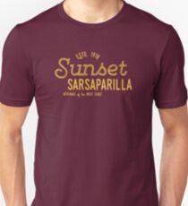 Sunset Sarsaparilla Unisex T-Shirt
