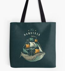 Whale | Petrol Grey Tote Bag