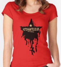 Fotofanatic.co.uk Photography Urban T-Shirt Women's Fitted Scoop T-Shirt
