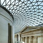 The British Museum 2 by John Velocci