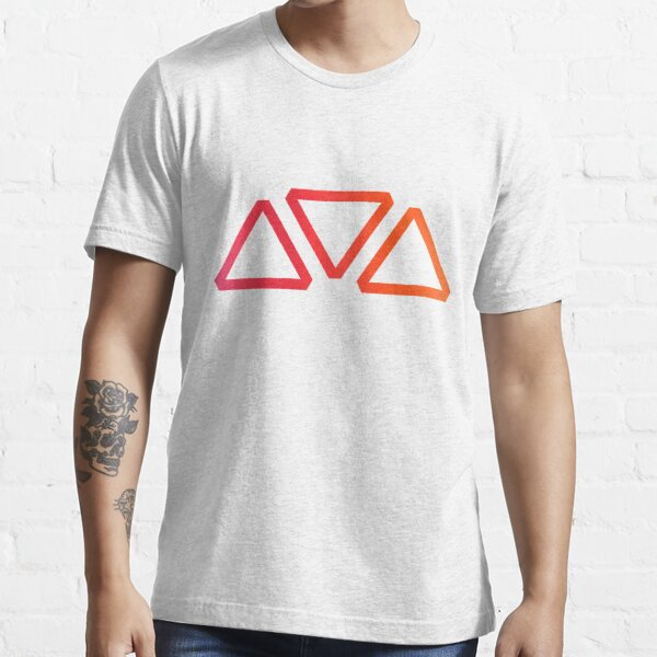 Anthem Triangle Logo | Anthem Game | Clean Color Logo Essential T-Shirt