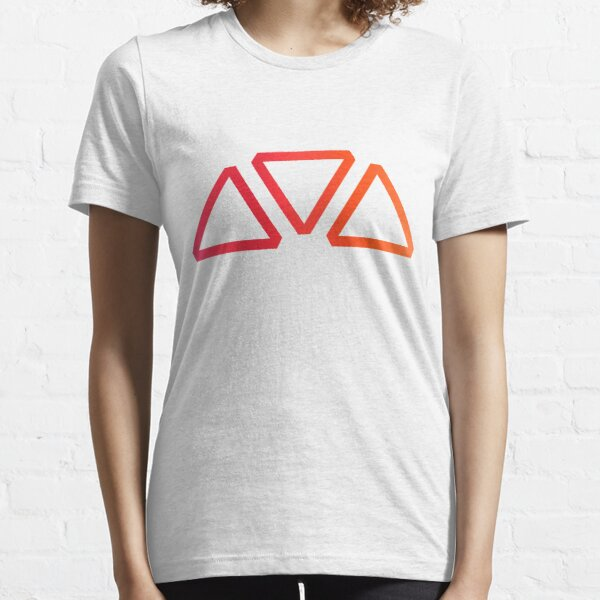 Anthem Triangle Logo   Anthem Game   Clean Color Logo Essential T-Shirt