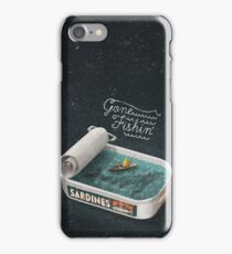 Gone Fishin' iPhone Case/Skin
