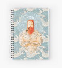 Sailor Spiral Notebook