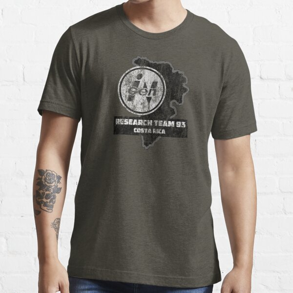 INGEN Research Team 93 Essential T-Shirt